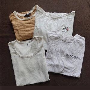 Brands Tee Sell as a set